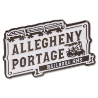 Allegheny Portage Railroad Lapel Pin