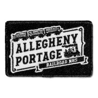 Allegheny Portage Railroad Patch