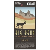 Big Bend Trailblazer Sticker