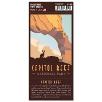 Capitol Reef Trailblazer Sticker