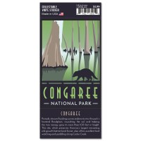 Congaree Trailblazer Sticker