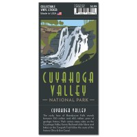 Cuyahoga Valley Trailblazer Sticker