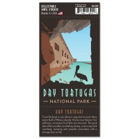 Dry Tortugas Trailblazer Sticker