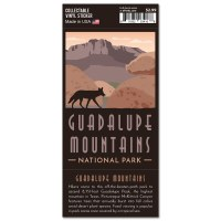 Guadalupe Mountains Trailblazer Sticker