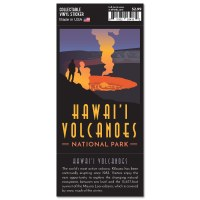 Hawaii Volcanoes Trailblazer Sticker