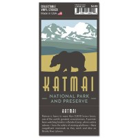 Katmai Trailblazer Sticker