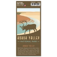 Kobuk Valley Trailblazer Sticker