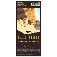 Mesa Verde Trailblazer Sticker