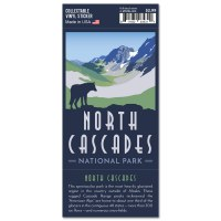 North Cascades Trailblazer Sticker