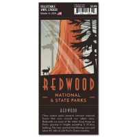 Redwood Trailblazer Sticker
