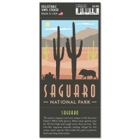 Saguaro Trailblazer Sticker