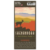 Shenandoah Trailblazer Sticker