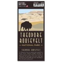 Theodore Roosevelt Trailblazer Sticker