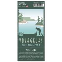 Voyageurs Trailblazer Sticker