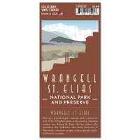 Wrangell-St. Elias Trailblazer Sticker