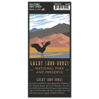 Great Sand Dunes Trailblazer Sticker