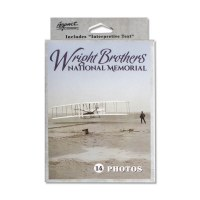 Wright Brothers Memorial Playing Cards