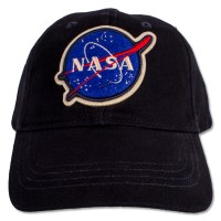 NASA Navy Cap