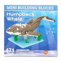 Humpback Whale Mini Blocks