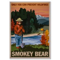 Smokey Bear Only You Poster