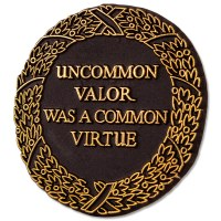 Uncommon Valor Lapel Pin