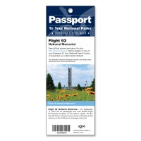 Flight 93 Passport Sticker