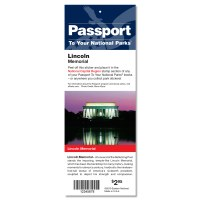 Lincoln Memorial Passport Sticker