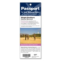 Wright Brothers Passport Sticker