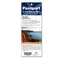 Acadia Passport Sticker