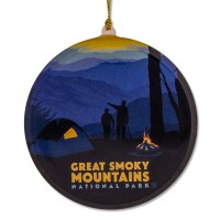Great Smoky Mountain Sun Catcher