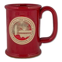 National Mall Ceramic Beer Mug