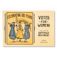 Votes For Women Postcard Book