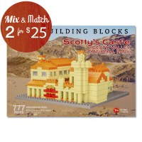 Scottys Castle Mini Blocks