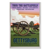 Gettysburg National Military Park Poster