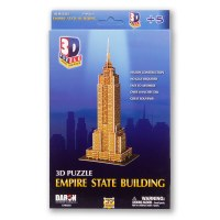 Empire State Building Mini 3D Puzzle