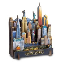 New York City 3D Puzzle