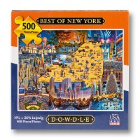Best of New York Puzzle