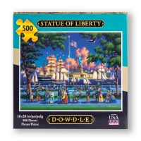 Statue Of Liberty 500pc Puzzle