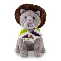 Suffrage Cat Plush Doll