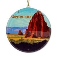 Capitol Reef Sun Catcher