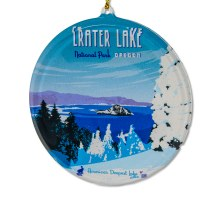 Crater Lake Sun Catcher