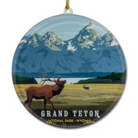 Grand Teton National Park Sun Catcher
