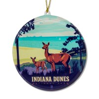 Indiana Dunes Sun Catcher