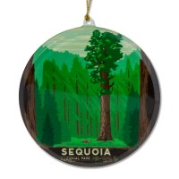 Sequoia National Park Sun Catcher
