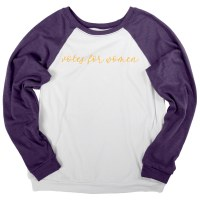 Votes For Women Sweatshirt