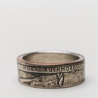 Mount Rushmore Ring