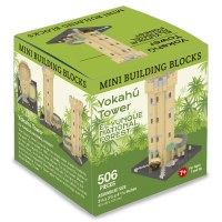 Yokahú Tower Mini Blocks