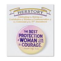 Elizabeth Stanton Quote Pin