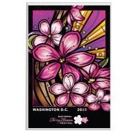2020 Cherry Blossom Magnet