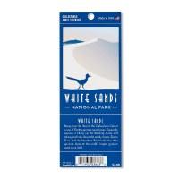 White Sands NP Trailblazer Sticker